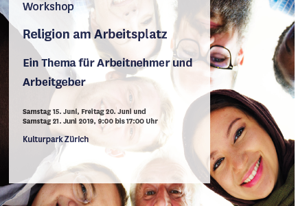 Workshop Arbeitsplatz